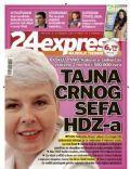24 Sata Express Magazine [Croatia] (4 November 2011)