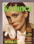 on the cover of Kadinca (Turkey) - January 1979