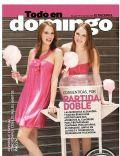 Todo En Domingo Magazine [Venezuela] (27 April 2008)