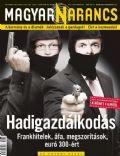 Magyar Narancs Magazine [Hungary] (22 September 2011)