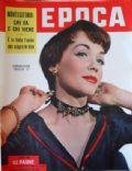 Epoca Magazine [Italy] (21 June 1953)