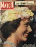 Paris Match Magazine [France] (12 April 1958)