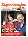 Clarin Magazine [Argentina] (13 April 2013)