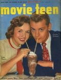 Debbie Reynolds on the cover of Movie Teen (United States) - May 1952