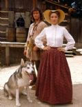 Joe Lando and Jane Seymour