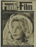 Funk und Film Magazine [West Germany] (16 July 1948)