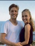 Clemens Fritz and Alena Gerber