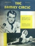 Greer Garson on the cover of Family Circle (United States) - January 1944