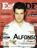 Alfonso Dosal on the cover of Estilo Df (Mexico) - March 2014