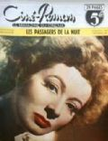 Greer Garson on the cover of Cine Roman (Belgium) - September 1948