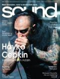 Hayko Cepkin on the cover of Sound (Turkey) - March 2013