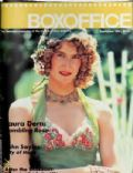Laura Dern on the cover of Boxoffice (United States) - September 1991