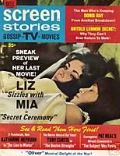 Elizabeth Taylor on the cover of Screen Stories (United States) - December 1968