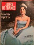 Jours de France Magazine [France] (26 December 1959)