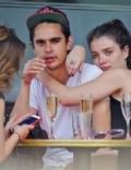 Eve Hewson and Max Minghella