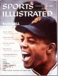 Willie Mays on the cover of Sports Illustrated (United States) - April 1959