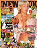 Paris Hilton on the cover of Newlook (France) - November 2007