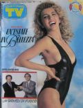 Sorrisi e Canzoni TV Magazine [Italy] (6 August 1989)