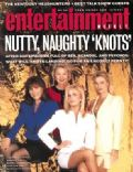 Joan Van Ark, Michele Lee, Michelle Phillips, Nicollette Sheridan on the cover of Entertainment Weekly (United States) - April 1991