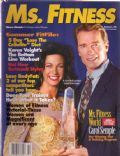 Arnold Schwarzenegger on the cover of Ms Fitness (United States) - July 1994
