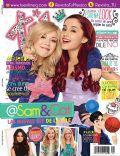 Ariana Grande, Jennette McCurdy, Sam & Cat on the cover of Tu (Mexico) - February 2014