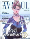 Avenüü Magazine [Estonia] (February 2008)