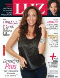 Ernestina Pais, Fabián Vena on the cover of Luz (Argentina) - February 2013