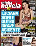 Minha Novela Magazine [Brazil] (12 March 2010)