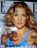 Kate Hudson on the cover of Elle (Sweden) - November 2005