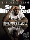 LeBron James on the cover of Sports Illustrated (United States) - July 2012