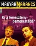 Magyar Narancs Magazine [Hungary] (24 August 2006)