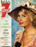 Télé 7 Jours Magazine [France] (7 September 1974)