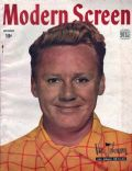Van Johnson on the cover of Modern Screen (United States) - September 1946