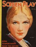 Screen Play Magazine [United States] (April 1932)