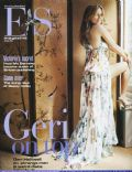 Geri Halliwell on the cover of Es Magazine (United Kingdom) - May 2005