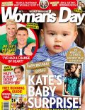 Prince George of Cambridge on the cover of Womans Day (New Zealand) - July 2014