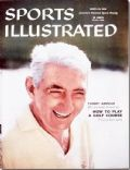 Tommy Armour on the cover of Sports Illustrated (United States) - March 1959
