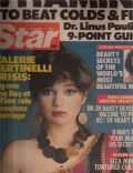Valerie Bertinelli on the cover of Star (United States) - October 1983