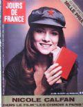 Jours de France Magazine [France] (25 February 1974)