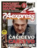 24 Sata Express Magazine [Croatia] (16 March 2012)