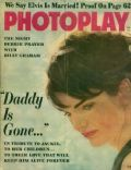 Jacqueline Kennedy on the cover of Photoplay (United States) - February 1964