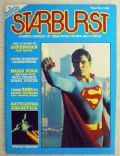 Christopher Reeve on the cover of Starburst (United Kingdom) - January 1979