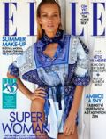 Petra Nemcova on the cover of Elle (Czech Republic) - July 2014
