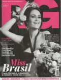 Priscila Machado on the cover of Rg Vogue (Brazil) - September 2011