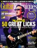 Guitar Techniques Magazine [United Kingdom] (November 2011)