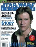 Harrison Ford on the cover of Star Wars Insider (United States) - November 2003