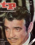 Clark Gable on the cover of Tp (Spain) - November 1970
