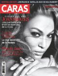 Joan Smalls on the cover of Caras (Puerto Rico) - December 2013