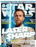 Ewan McGregor on the cover of Star Wars Insider (United States) - May 2008