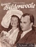 Rita Hayworth on the cover of Wiener Bilderwoche (Austria) - January 1952